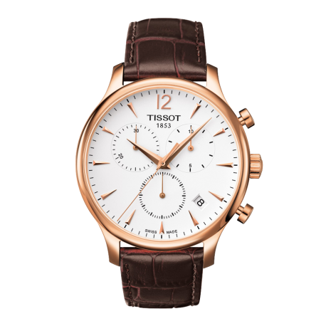 TISSOT TRADITION Chronograph BR