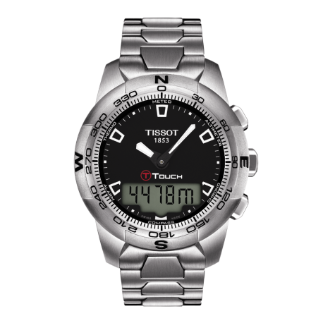 TISSOT T-TOUCH II SS