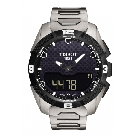 TISSOT T-TOUCH EXPERT SOLAR S
