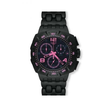 Swatch Black Dunes Pink