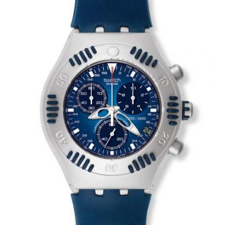Swatch Sea Counter chronometer VIP