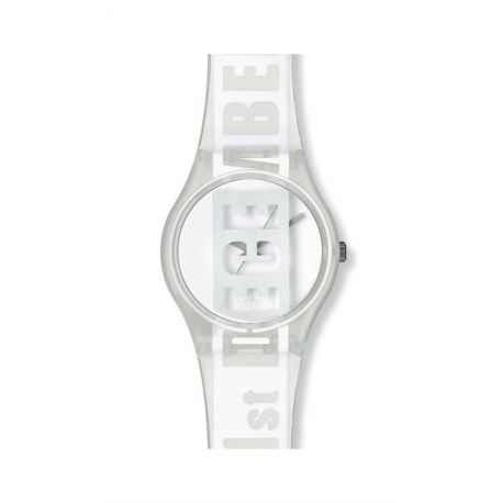 Swatch WHITE CARD