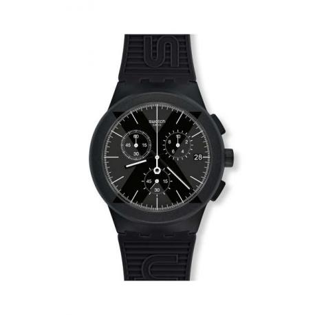 Swatch X-DISTRICT BLACK