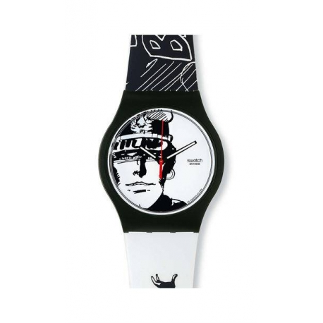 Swatch 19 SOUTH, 169 WEST (Corto special)