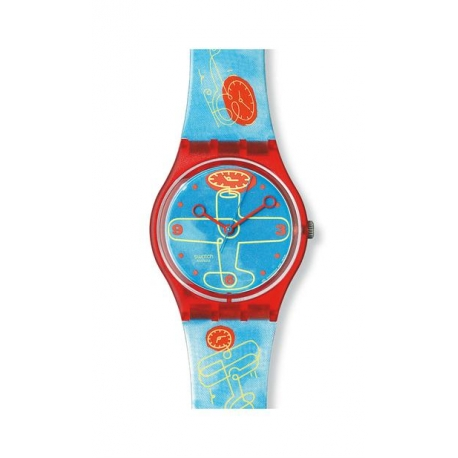 Swatch Hour Plane